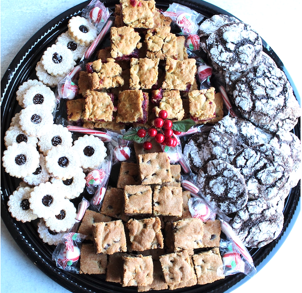 Holiday Dessert Tray