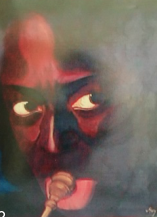 Miles Davis-oil