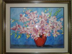 Flowers- watercolor