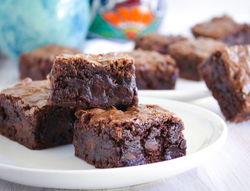 Brownies with Chips