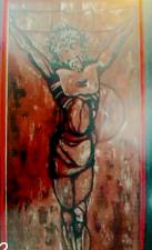 Jesus-acrylic