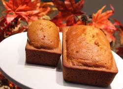 Pumpkin loaves