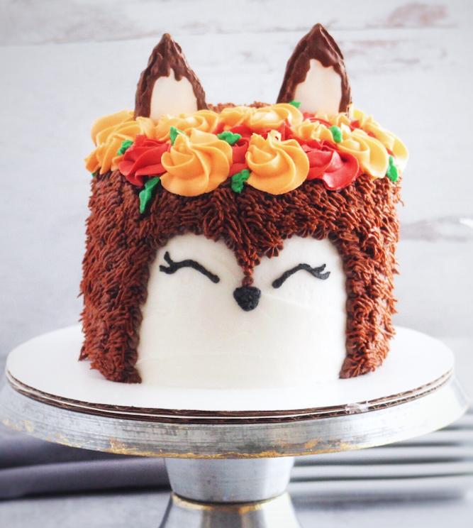Foxy Lady Cake