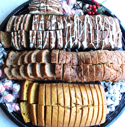 Assorted Bread Tray