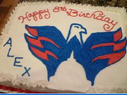Washington Capitols Birthday