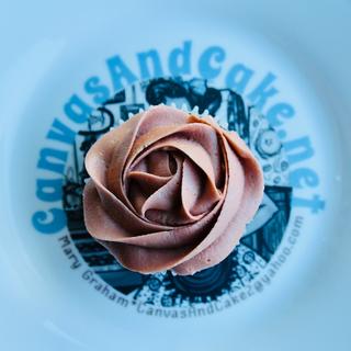 Canvas&Cake Cupcake