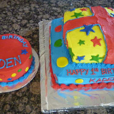 Birthday & Smash Cakes