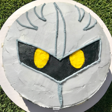 MetaKnight Cake