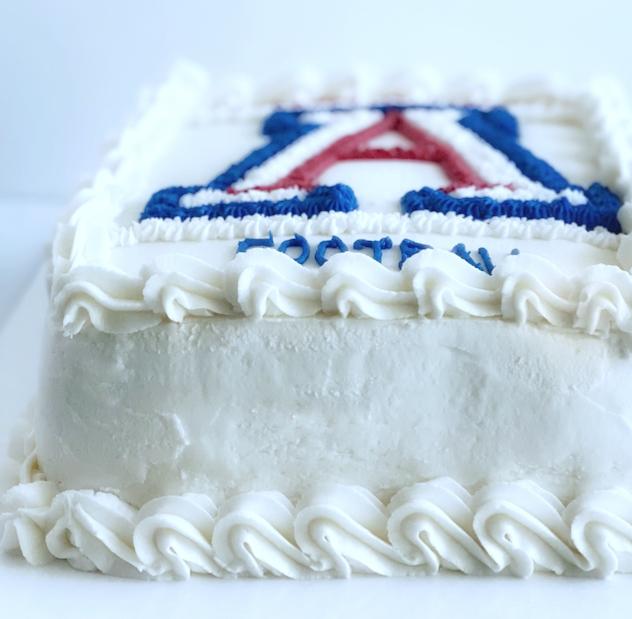 UofA Birthday Cake