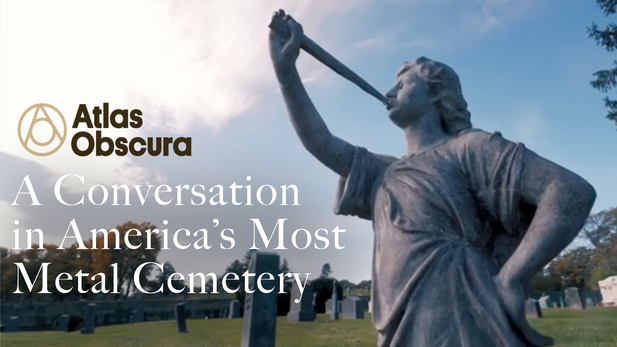Ella Morton and Caitlin Doughty discuss the Most Holy Trinity Cemetery's attempt to enforce a posthumous equality.