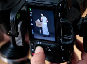 BACKSTAGE FILM & PHOTOSHOOT | WEAR YOUR BELIEFS