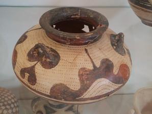 TEMPLE OF APOLLO AND ARCHAEOLOGICAL MUSEUM, AEGINA