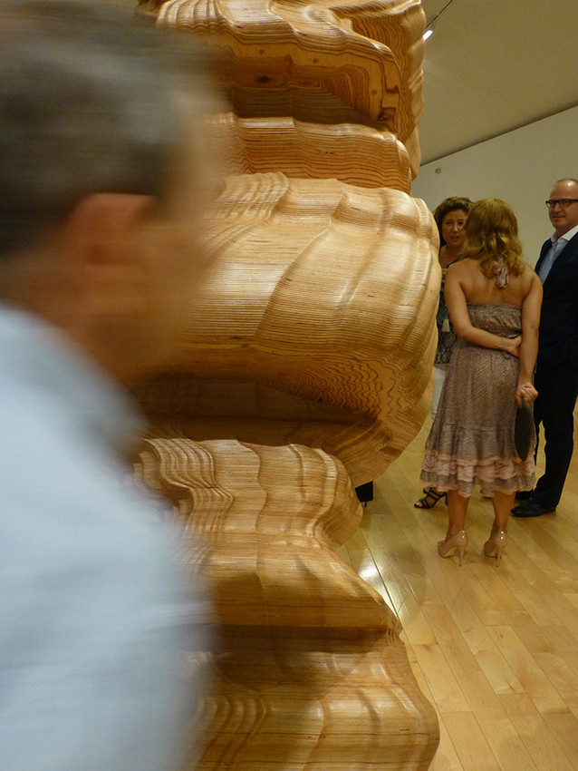 Tony Cragg at The Benaki Museum