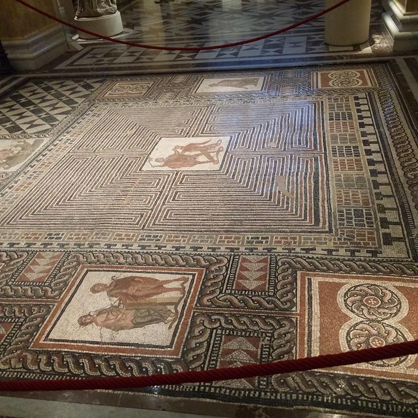 Antiquities - Mosaic