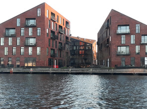 COPENHAGEN RIVERSIDE ARCHITECTURE