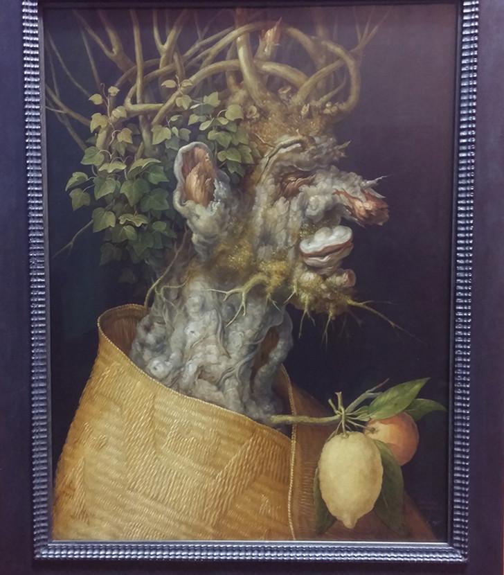 Giuseppe Arcimboldo, Four Seasons (1565)