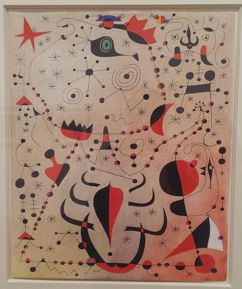 Miro - Constellations