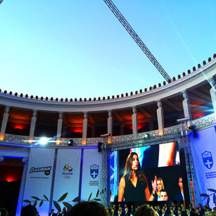 EVENING AT ZAPPEION HONOURING THE RIO 2016 HELLENIC OLYMPIC TEAM