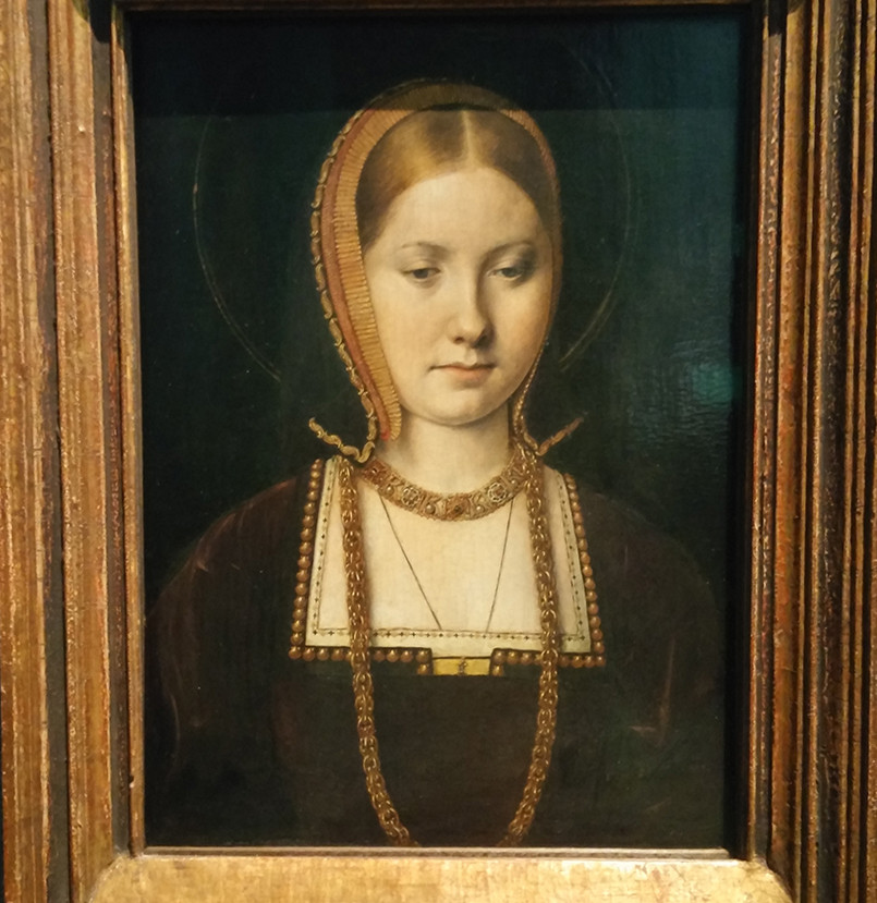Portrait of Mary Rose Tudor