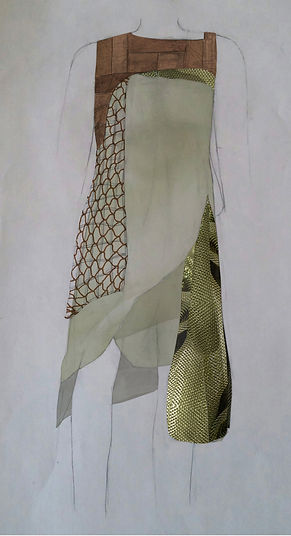 The Bacchae Costume Design