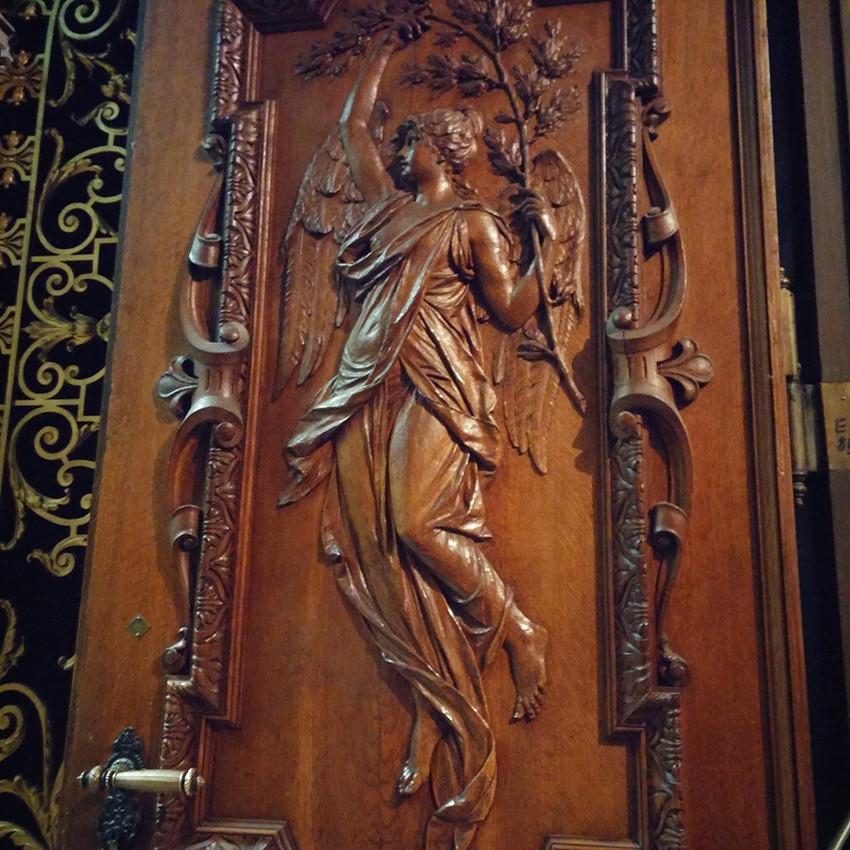 Kunshistorisches Museum - Doors