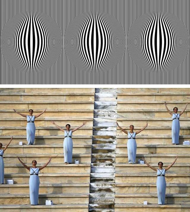 Eleni Kyriacou Olympic Costumes - Sensors of Movement
