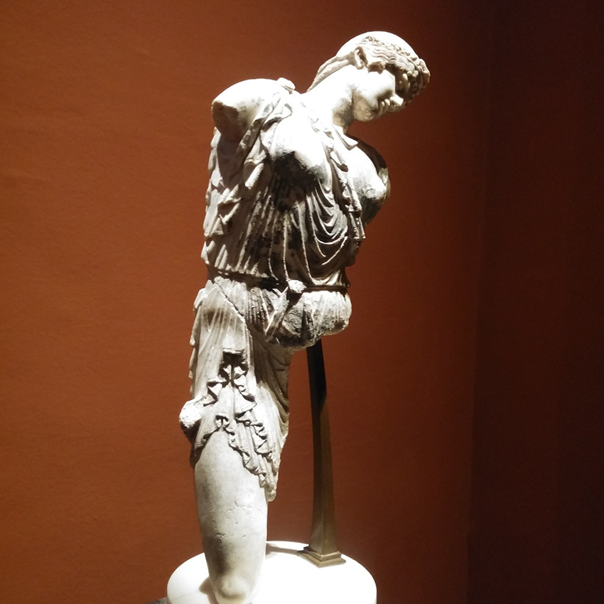 Antiquities - Greek Statue