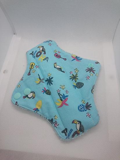 serviette hygiénique lavable taille M