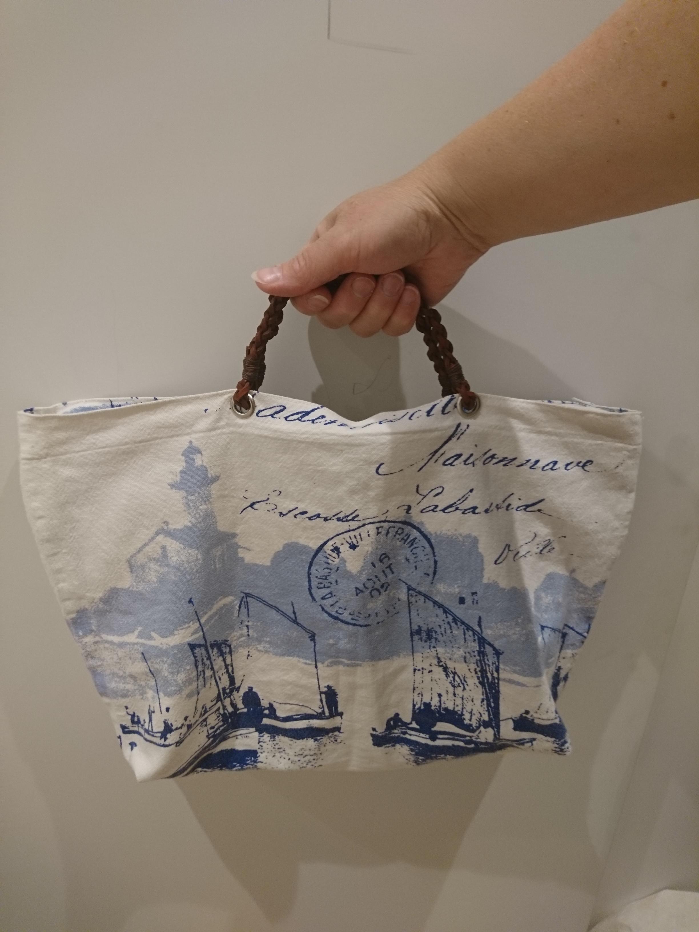 atelier coudre un sac cabas débutant