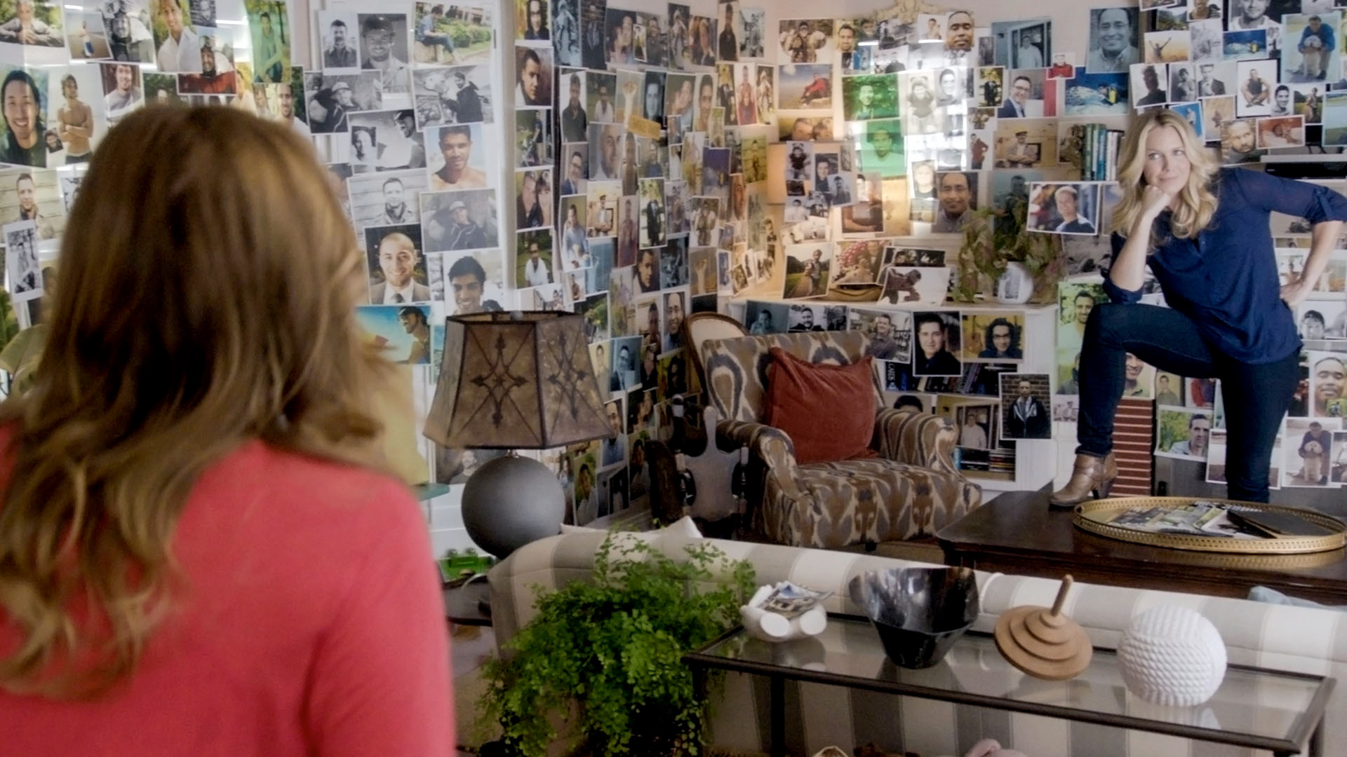 PLAYING HOUSE - PRODUCTION DESIGN