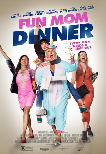 FUN MOM DINNER - PRODUCTION DESIGN