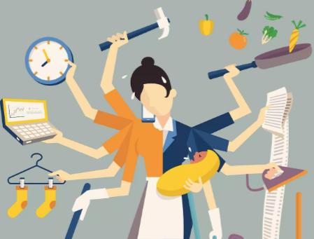למה איזון עבודה-חיים חשוב אפילו יותר לאמהות