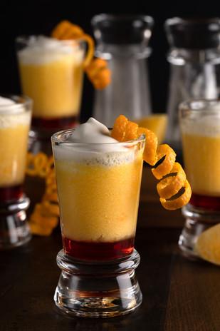 beverage shot glass