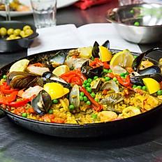 Paella Seafood / Marinera