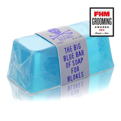Bluebeards Revenge Big Blue Soap 175g