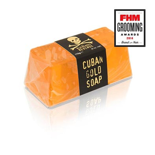 Bluebeards Revenge Cuban Gold Soap 175g