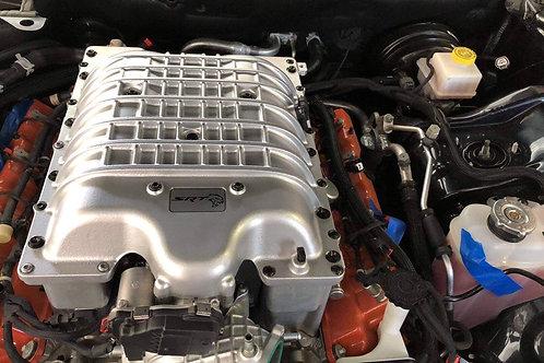 Titanium engine bolt kit-BURNT
