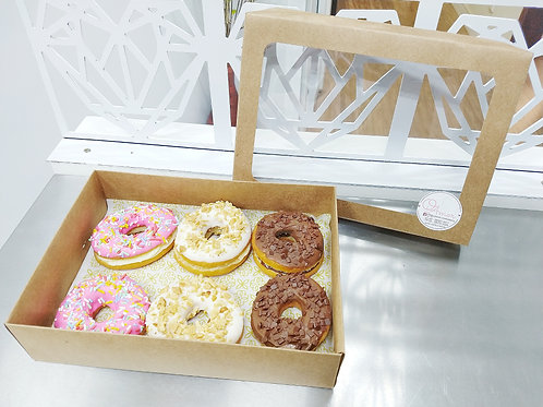 Donuts - Combo 2 com recheio