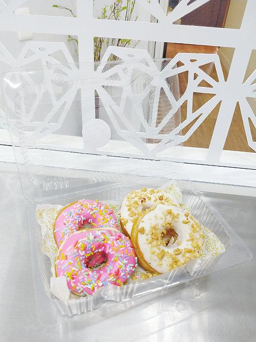Donuts - Combo 1 com recheio