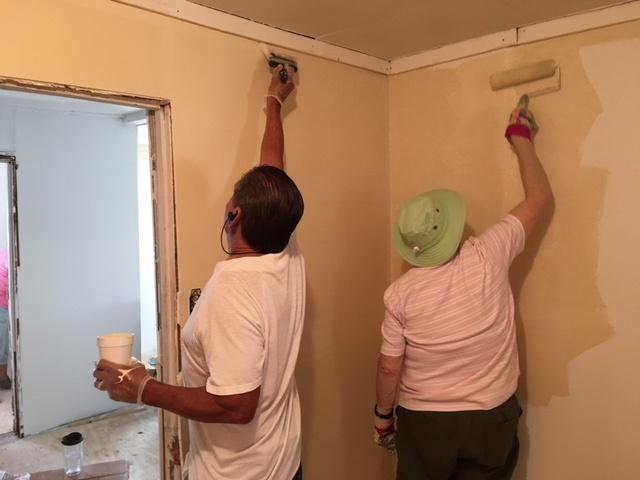 Hurricane Harvey Repairs 2018