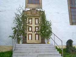 Eingang Döschnitz