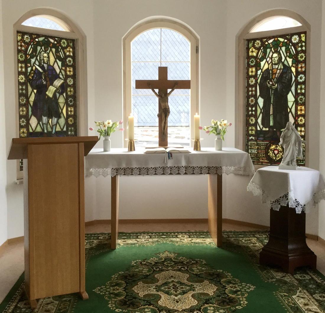 Gemeindesaal Lichte Altar