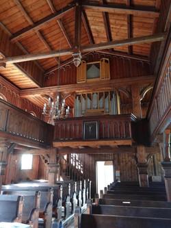 Orgel Talkirche Schwarzburg