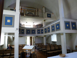 Kirchenschiff Unterweißbach
