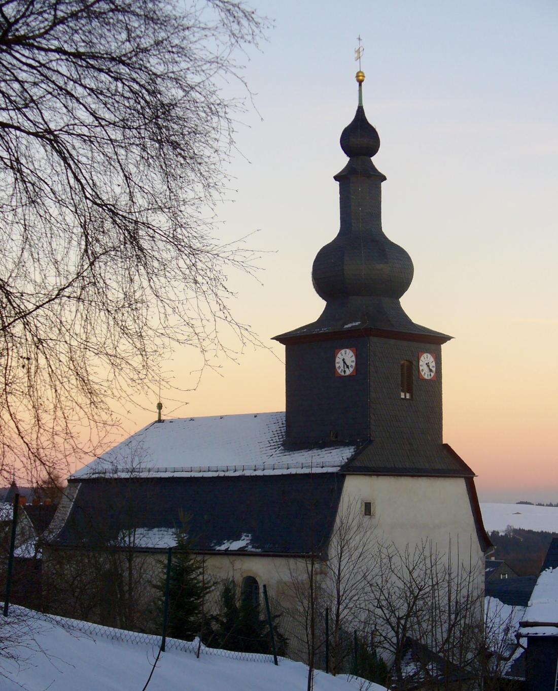 Kirche Schmiedefeld