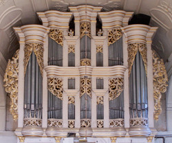 Orgel Döschnitz
