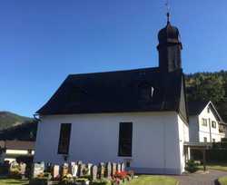 Kirche Unterweißbach