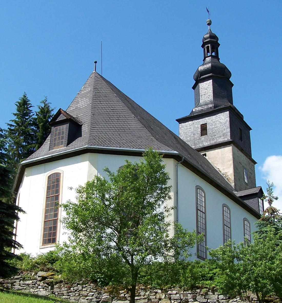 Kirche Döschnitz