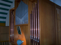 Orgel Bergkirche Sitzendorf