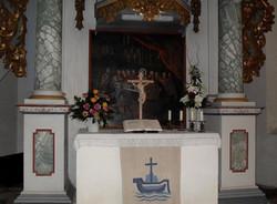 Altar Kirche Wallendorf